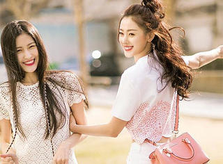 Chic Together!这个春日,和闺蜜一起时髦出行才是正经事!