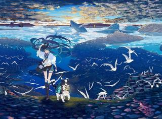 哪些二次元景色你能在现实中看一眼就死而无憾了?