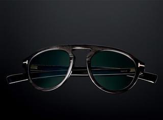 没一副TOM FORD眼镜,还谈什么高级时尚!