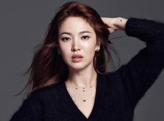【美容百科】宋慧乔35岁她的脸是我想有的样子