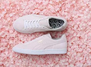 潮鞋 | 女生对粉色总是难以抗拒,一双粉红球鞋就圆满!