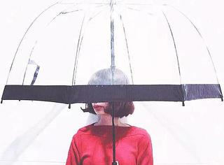 蕾丝吊带、无袖大衣、鸟笼雨伞| 日本最近流行啥?2