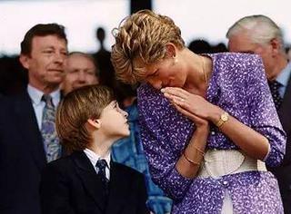 威廉王子有多想念戴安娜?最近他做了一件谁都想不到的事~~