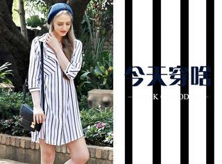 【今天穿啥】慵懒的睡衣style连衣裙最适合睡不醒的春天!