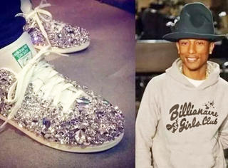 人见人爱的小白鞋, 捧红它的为何是一个黑叔叔?