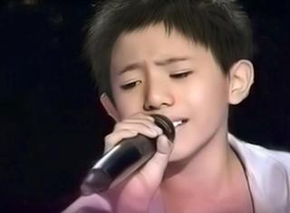 还记得唱《下一个天亮》的童颜小歌王吗?长大后他变成了这样…