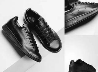 球鞋 | 小白鞋烂大街后,小黑鞋笑了