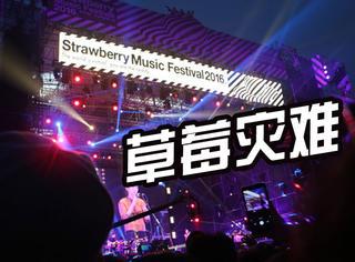 草莓音乐节:与其说是音乐趴,不如说是坑爹的荒野求生
