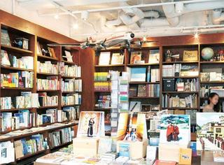 碰到东京这些书店│你和这座城市的灵魂都在开花