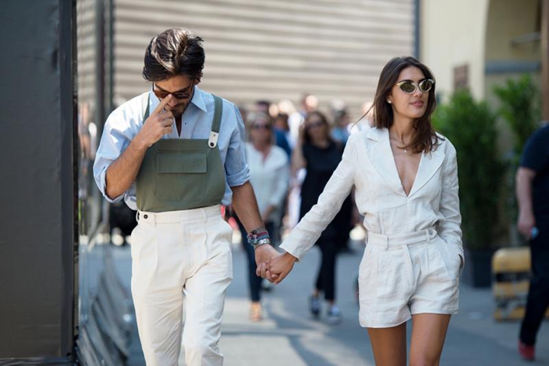 穿搭 | 情侣穿搭的正确打开方式,穿出CP感!