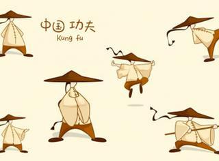 设计师用3D动画做出了中国功夫,原来一招一式还可以这么艺术