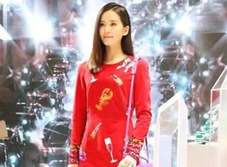 夏日出挑法则:拥有一件红裙的魔力!