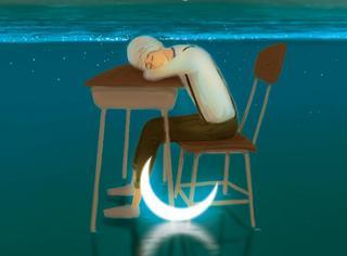 测测你适合哪种课堂睡姿?