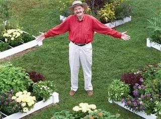 北美大叔玩起真实版开心农场,1平米菜园竟成国际潮流