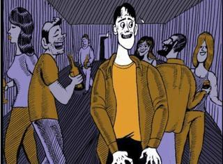 测测你患上的到底是不是社交恐惧症?