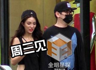 钱枫在重庆3天撩了2个妹纸,同住酒店还手挽手逛街!