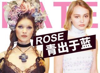 17岁成为Chanel五号香水代言,神韵和衣品像极了老爸的前女友