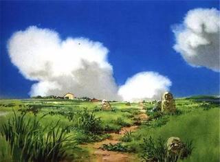 有一种美,叫做宫崎骏电影里的夏天。