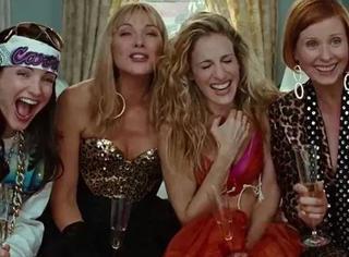 《Sex And The City》成年礼,四位女主现在都找到真爱了吗?
