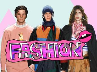 伦敦男装周第1天!麻豆们就又穿粉色又穿裙子,求大家的接受度