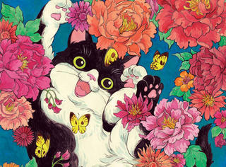 """你在朋友圈是什么动物?特立独行的""""狼""""还是善解人意的""""猫""""?"""
