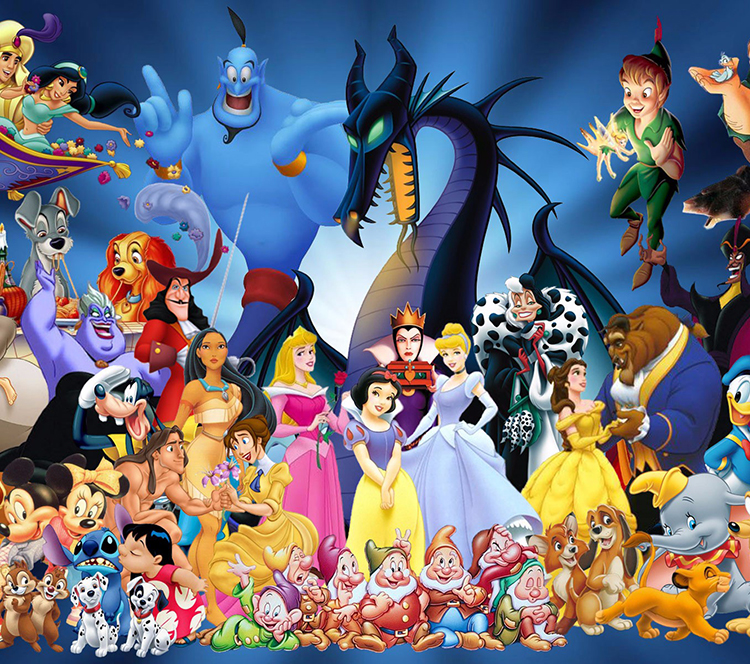 上海迪士尼今日开园,快来测一测,你更像迪士尼动漫里的谁?