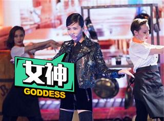 说好一起英气总攻的,刘涛你怎么变成了性感女王