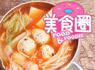 """超适合减肥时期吃的""""无油懒人泡菜锅"""",无油一样可以很美味!"""