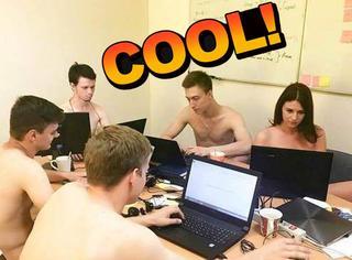 白俄罗斯人裸体去上班,只因为总统说了一句话
