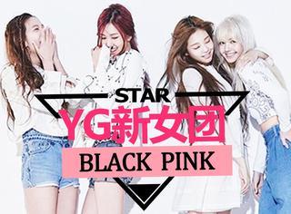 BLACK PINK | YG终于推出新女团了!新团的人数与2NE1一样,但风格却很不一样!