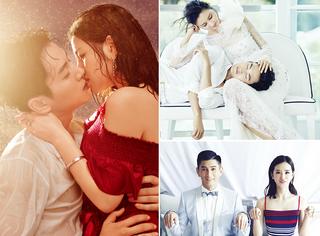 除了陈晓陈妍希,上半年还有哪些情侣在一起了?看封面就知道!