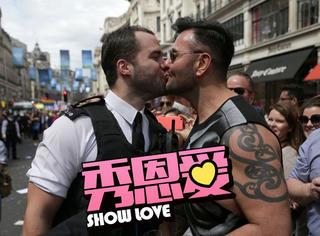 同志骄傲游行被警察打断,接下来的事情惊呆所有人