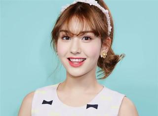 韩国少女都在模仿她的妆容和美甲 我只想告诉你这样的逆天睫毛怎么画!