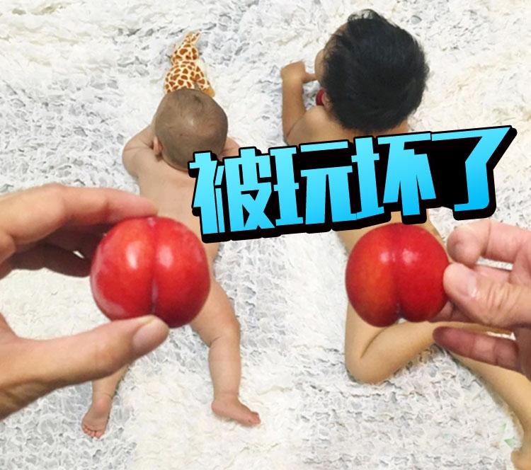 刷爆kodomono官方Ins,日本爸妈为了恶搞自家宝宝各出奇招_橘子娱乐