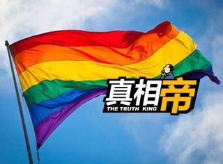 【真相帝】LGBT彩虹旗才不是只有七种颜色