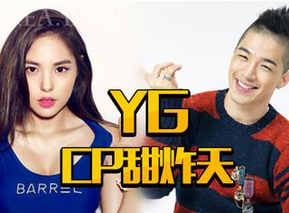 都说韩国YG的艺人颜值低?可是人家的嫂子团各个美得不像话啊!