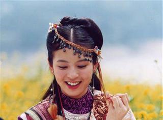 因《仙剑》阿奴走红,经历初夜门和发福之后,她又美了回来