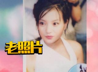 【老照片】今天的赵薇争议很大,但年轻的她真的很美啊
