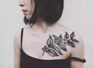 见过她纹身的人,都不会忘了她