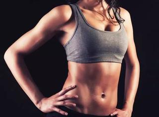"""担心健身会练成""""肌肉女""""?肌肉可不是想长就能长"""