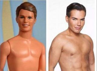 为成芭比男友整容42次,这些迪斯尼女主的男友你都认识吗?