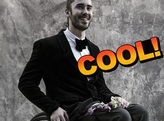 他下身瘫痪,却成了澳洲第一位轮椅上的模特
