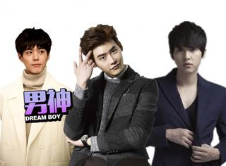 台湾媒体发布了韩国男神的TOP10,第一名和我想得不太一样啊