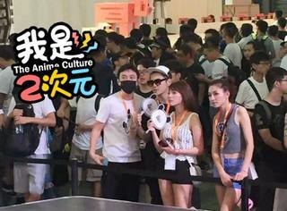 如何从CJ普通游客变身展台大当家,请看王思聪同款CJ观会指南