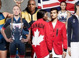 2016加油|就是要穿得美美地去参加奥运会!