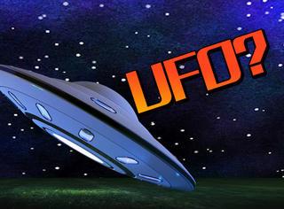 美国一清洁工疑似发现UFO,这回会是真的吗?