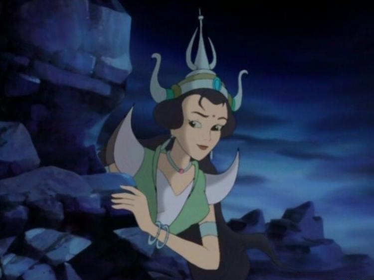 测测你是《西游记》里面的哪个妖精?