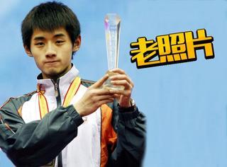 【老照片】张继科,一个高颜值鲜肉级别的运动员