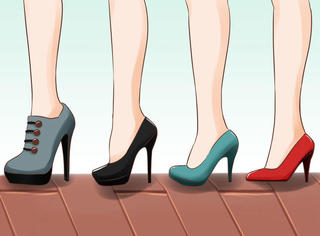 这些高跟鞋一辈子必须要有一双|你集齐了多少?