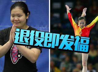 奥运健儿们退役即发福?我现在好担心宁泽涛和张继科的未来!